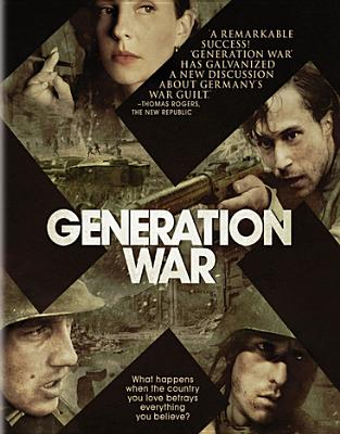 GENERATION WAR BY BRUCH,VOLKER (Blu-Ray)