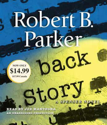 [CD] Back Story By Parker, Robert B./ Mantegna, Joe (NRT)